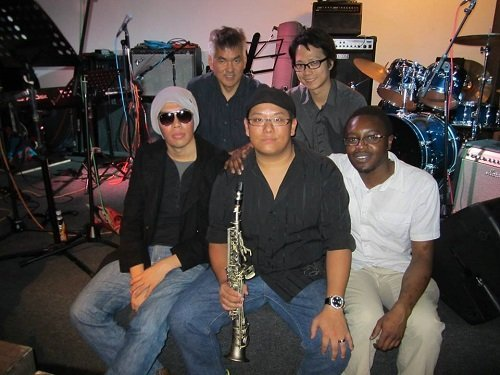 Book A Jazz Quintet for Events in Asia - Music for Asia