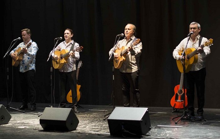 Book A 4 Piece Spanish Rumba Band in Asia - Music for Asia