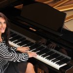 Hire A Solo Female Pianist Vocalist in Asia - Music for Asia