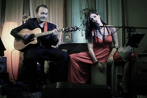 Book An Acoustic Duo In Asia for Residencies, events and more - Music for Asia