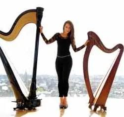 Session Harpist