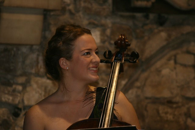 Session Cellist