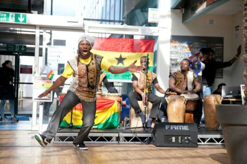 African-Drummers-London
