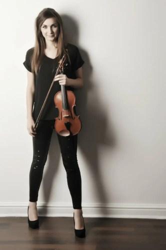 Claire Victoria Violin