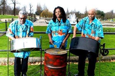 Carribean Steel Pan Band London