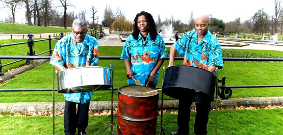 Carribean Steel Pan Band London