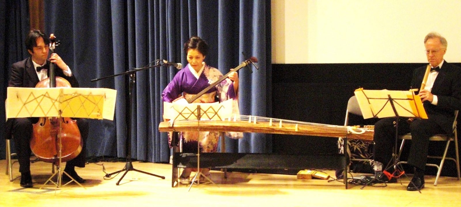 Japanese Musicians in London