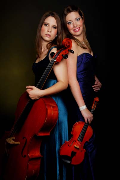 Cello & Violin Strings Duo