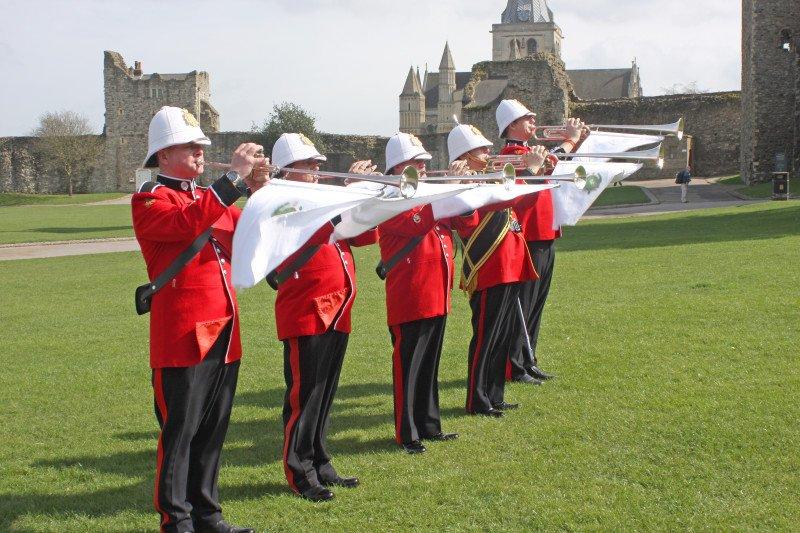 Fanfare Trumpet Musicians