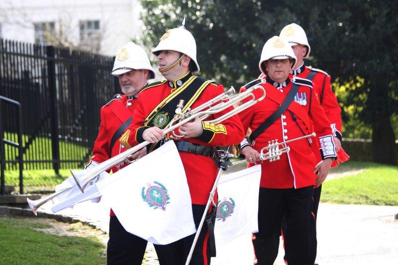 Fanfare Trumpeters