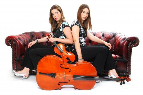 String Duo Cello Violin