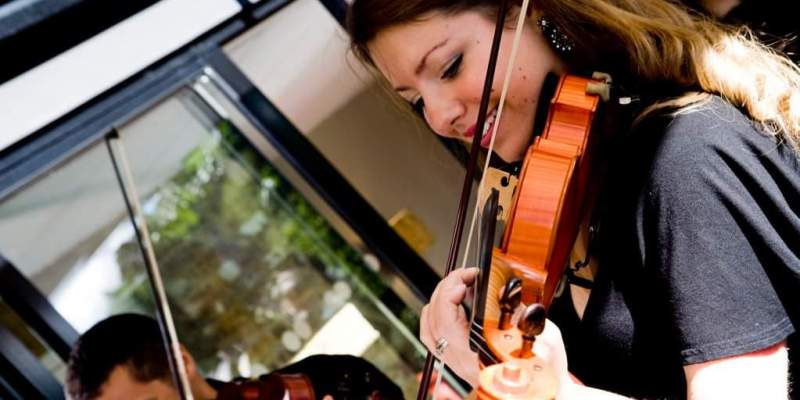 Book a Strings Duo