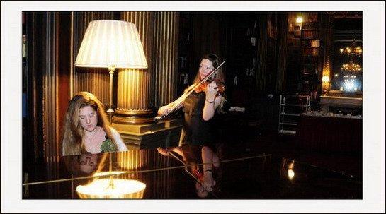 Violin and Piano Duo