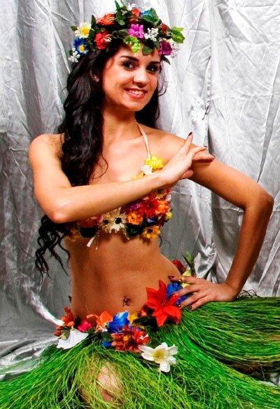 Hawaiian Dancers London