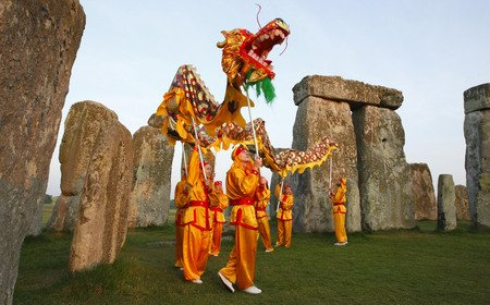 Guan Yin Chinese Dragon Dance Troupe