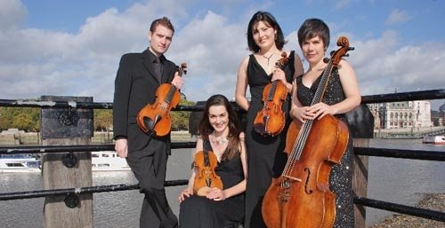 JMW String Quartet