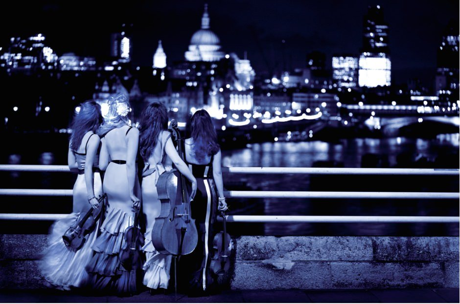 String Quartet London Bridge