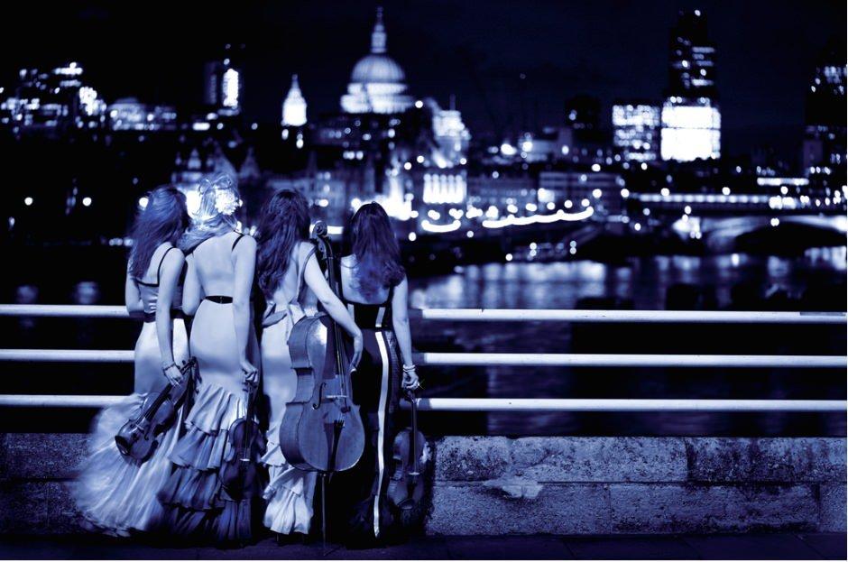 String Quartet London Bridge