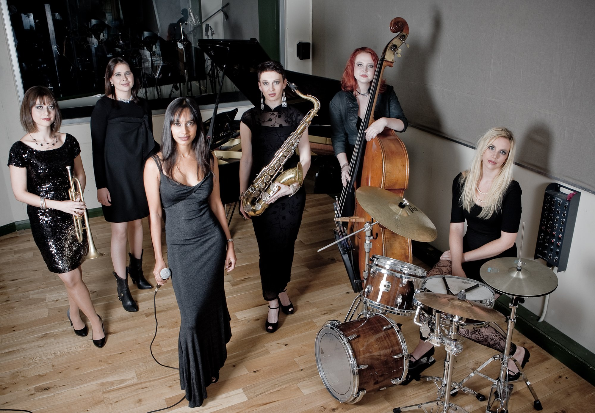 All Ladies Jazz Band
