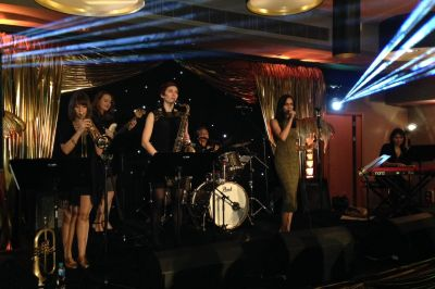 All Girl Jazz Swing Band London