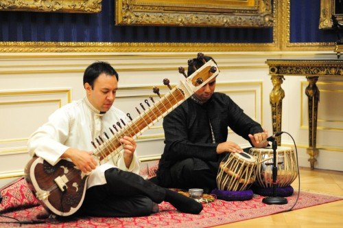 Tabla Sounds Indian Musical Duo London