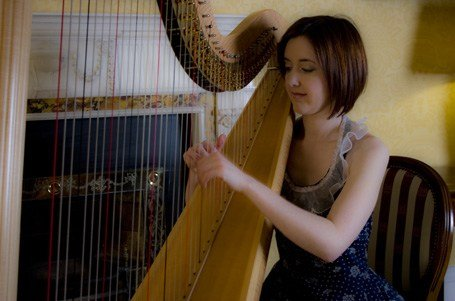 Celtic & Classical Harpist In London