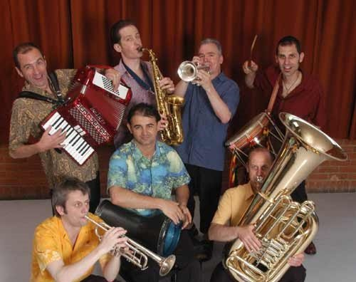 The Balkan Brass