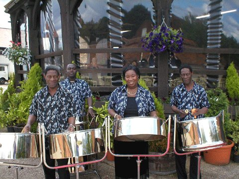 Nite Blues Steel Pan Band