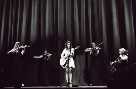 session string quartet