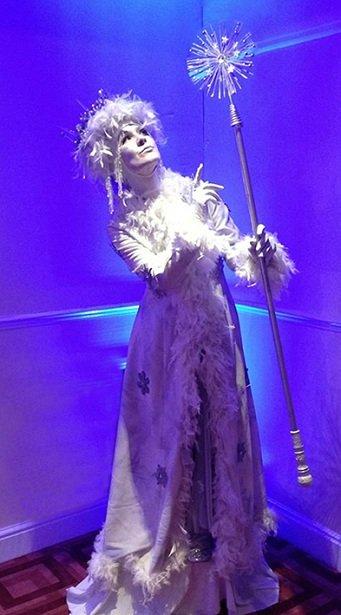 Snow Queen Statue