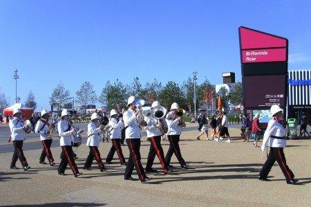 marchin bands london