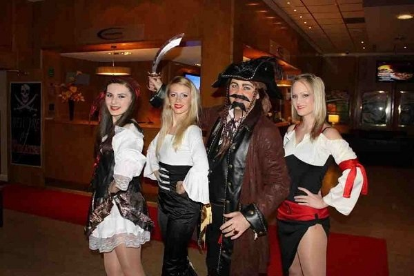 Pirate Themed Show