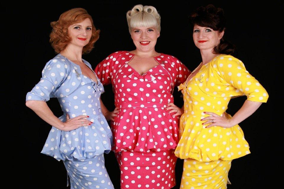 Book an All Female Vintage Theme Vocal Ensemble - Music for London