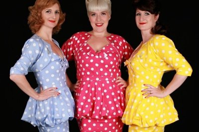 The Vintage Trio - Vintage Theme Vocal Ensemble