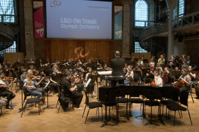 Young Stars Of London 2012 Olympic Orchestra Reunite For First Performance Since The Games