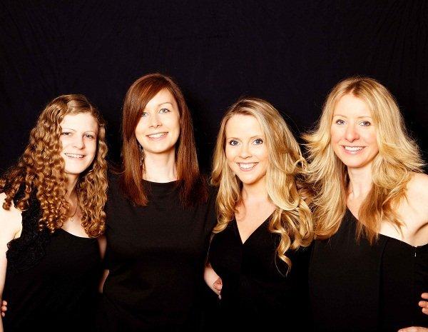 Maricis - All Girl Saxophone Quartet