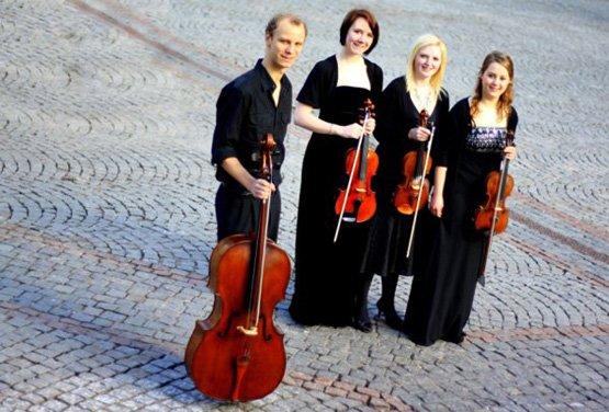 Dmitri String Quartet London