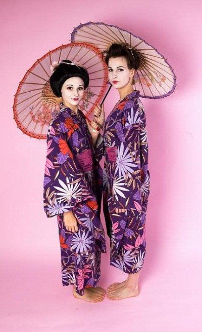Geisha Theme