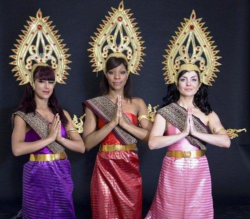 Thai Themed Dancers