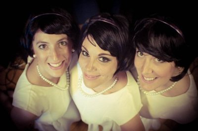 The Love-ettes - All Girl Theme Band