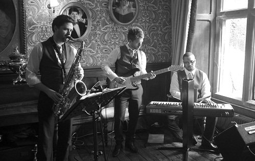 Traditional Jazz Trio