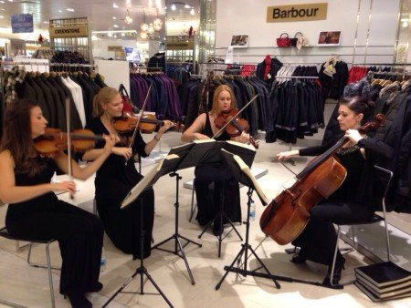 Christmas-String-Quartet-London