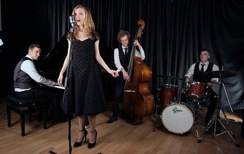 Jazz Quartet in LondonJazz Quartet in London
