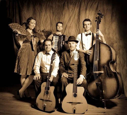 Book A Gypsy Jazz Band