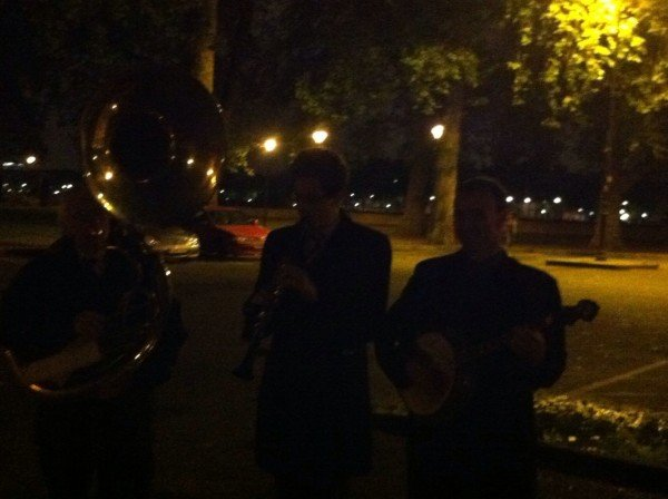Outdoor Music Performers