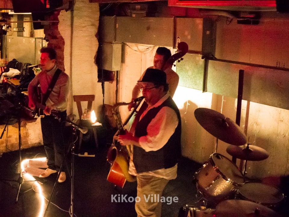 Rock N Roll Band in London