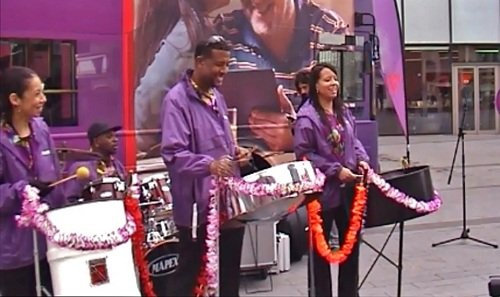 Steel Band For Hire In London