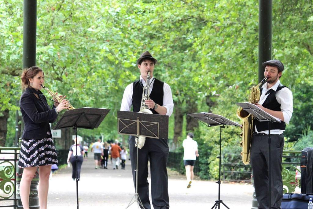 Small London Brass Band