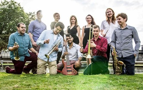 10-11 Piece Funk Band In London