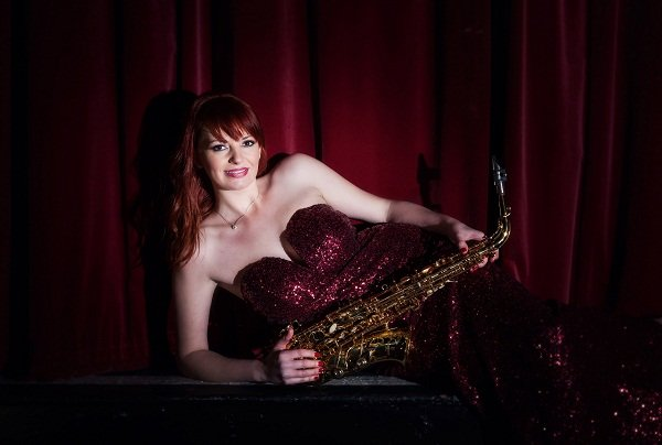 Classical Female Saxophonist For Receptions, Parties & Functions